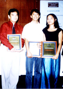 Finalist, Jaime V. Ongpin Awards for Excellence in Journalism (1 July 2004)
