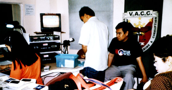 Ngayon Na, Bayan! DZRJ 810 khz AM station (2 July 2004)