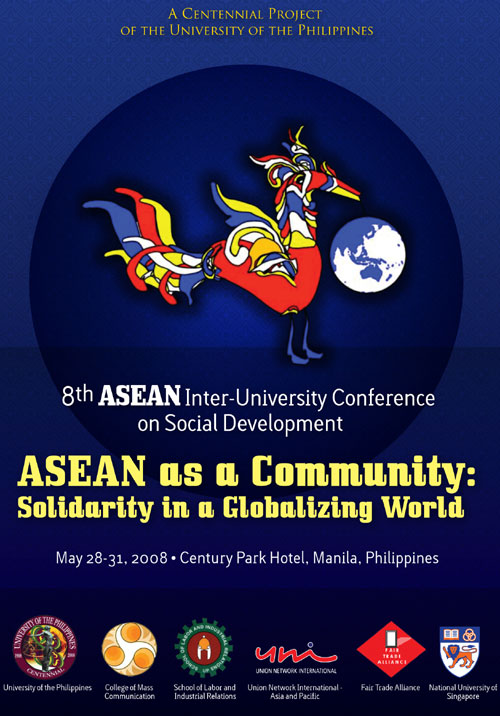 The 8th ASEAN Inter-University Conference on Social Development Book of Abstracts