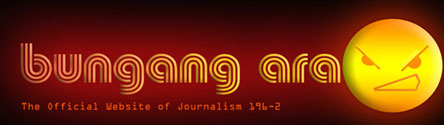 Bungang Arao logo; click image to visit the website now