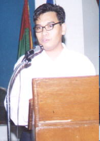 Speaker, International Conference on Trade Lib, July 30, 1999