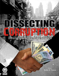 Dissecting Corruption cover