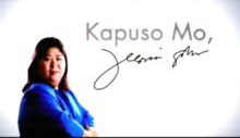 Kapuso Mo, Jessica Soho logo (retrieved from GMA 7's website)