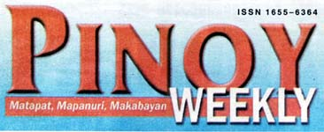 Pinoy Weekly logo; click image to go to list of articles