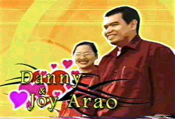 Introducing Danny and Joy Arao