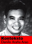 Pinoy Weekly | Konteksto (kolum ni Danilo A. Arao); click image to read my published articles