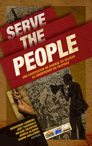 Serve the People cover