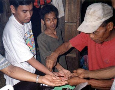 ag tobig nog keboklagan oldest epics of the subanon of zamboanga
